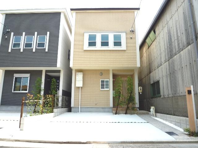 北入り 4LDK 木造2階建 31.68坪