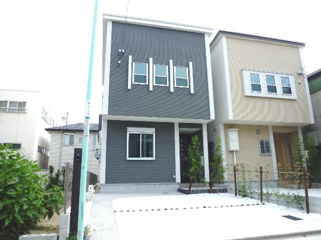 北入り 4LDK 木造2階建 31.43坪