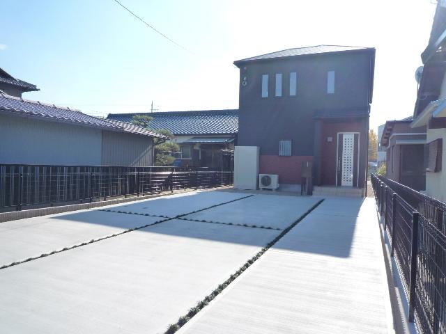北入り 3LDK 木造2階建 34.82坪 大型LDK