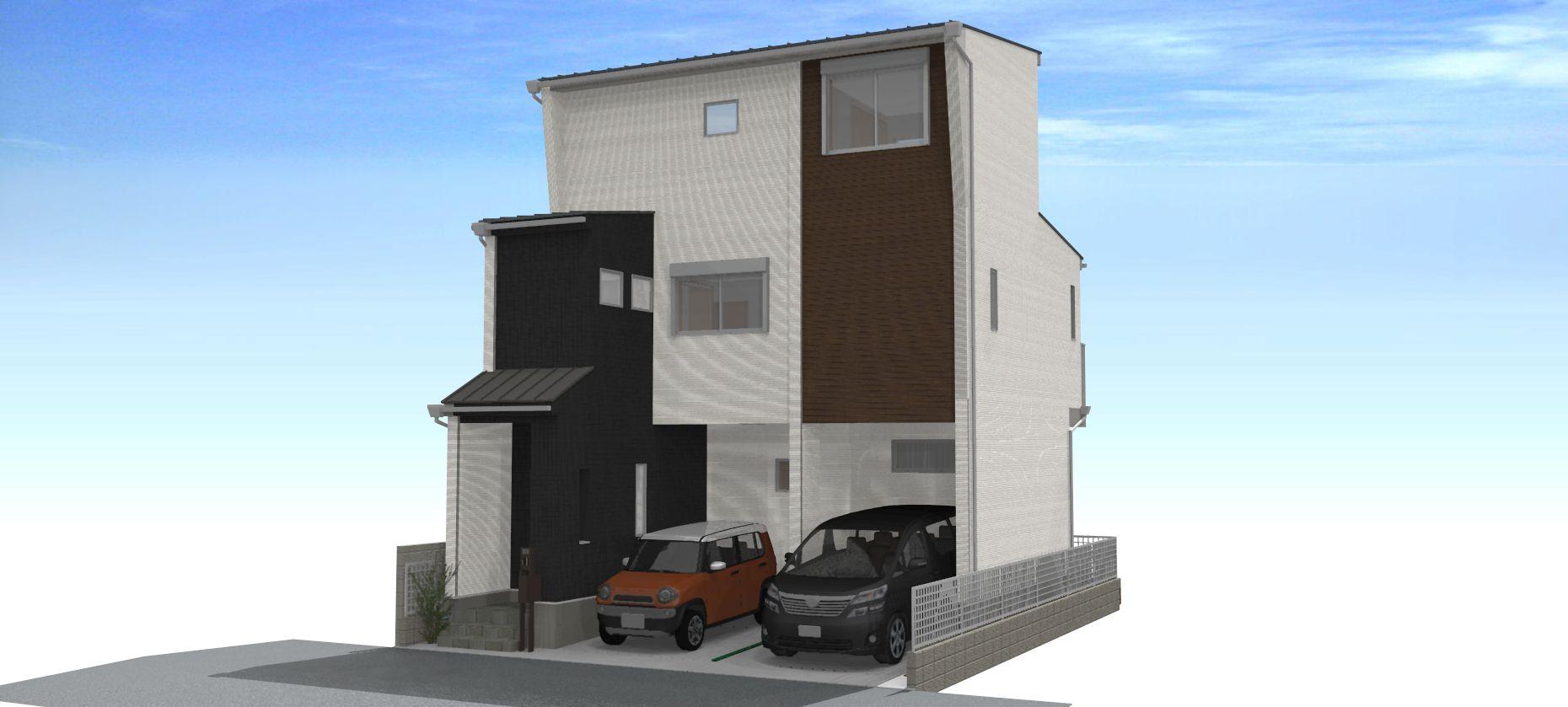 北区・天道町の家 3,780万円