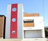 軽快なデザイン住宅(清須市)