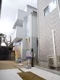 南入り 3LDK 32坪 木造3階建 間口4550mm