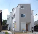南入り 3LDK 31.96坪 木造3階建て 間口7735mm