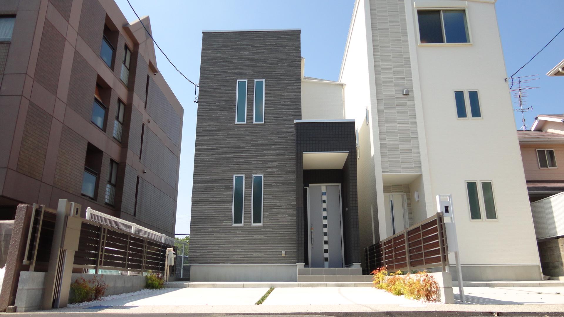 北入 4LDK 木造2階建て 31.00坪 間口5280mm