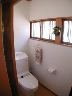 トイレのリニューアル② 名古屋市北区 M様邸