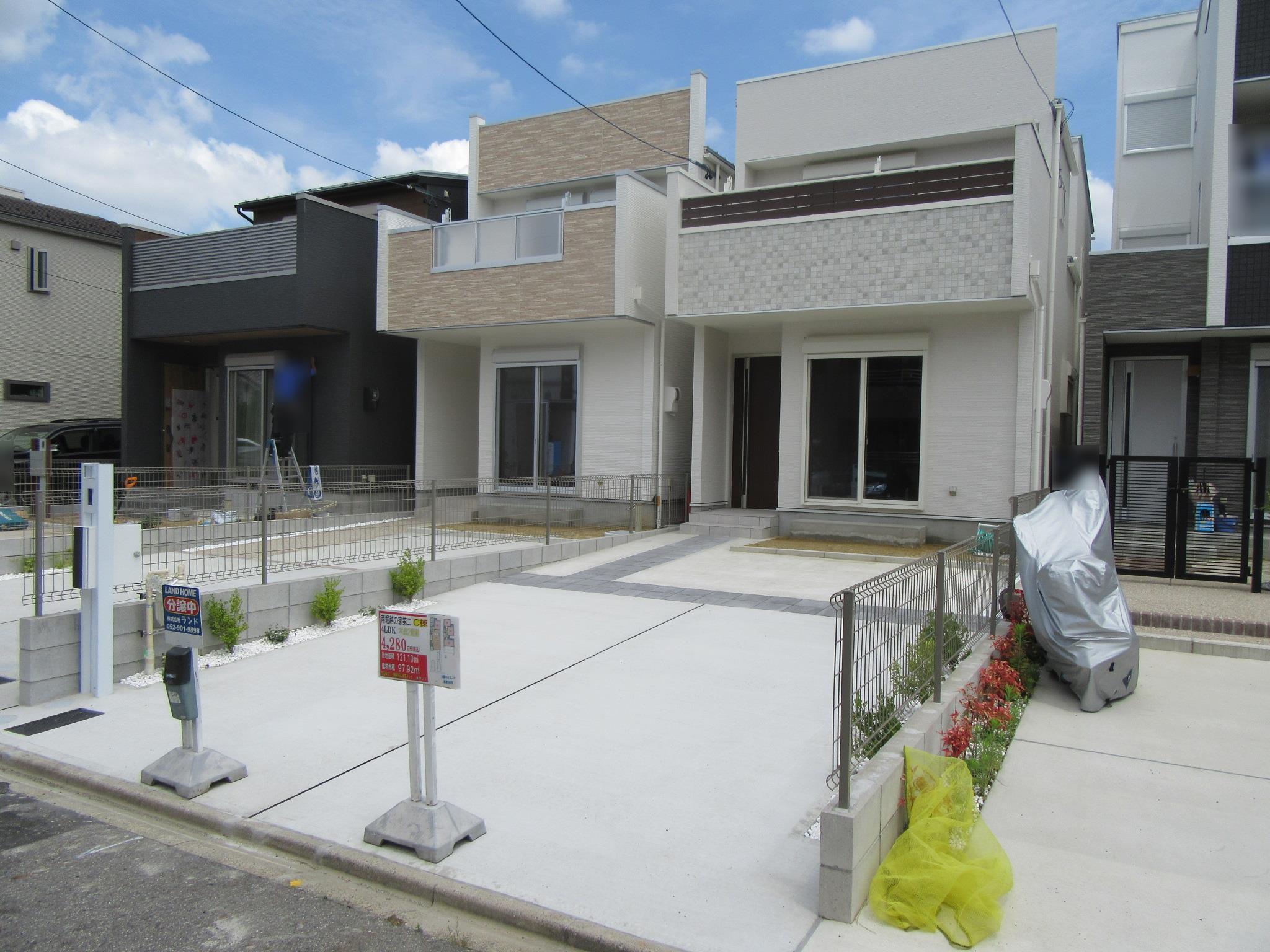 【北区のランド】清須・須ケ口の家第二