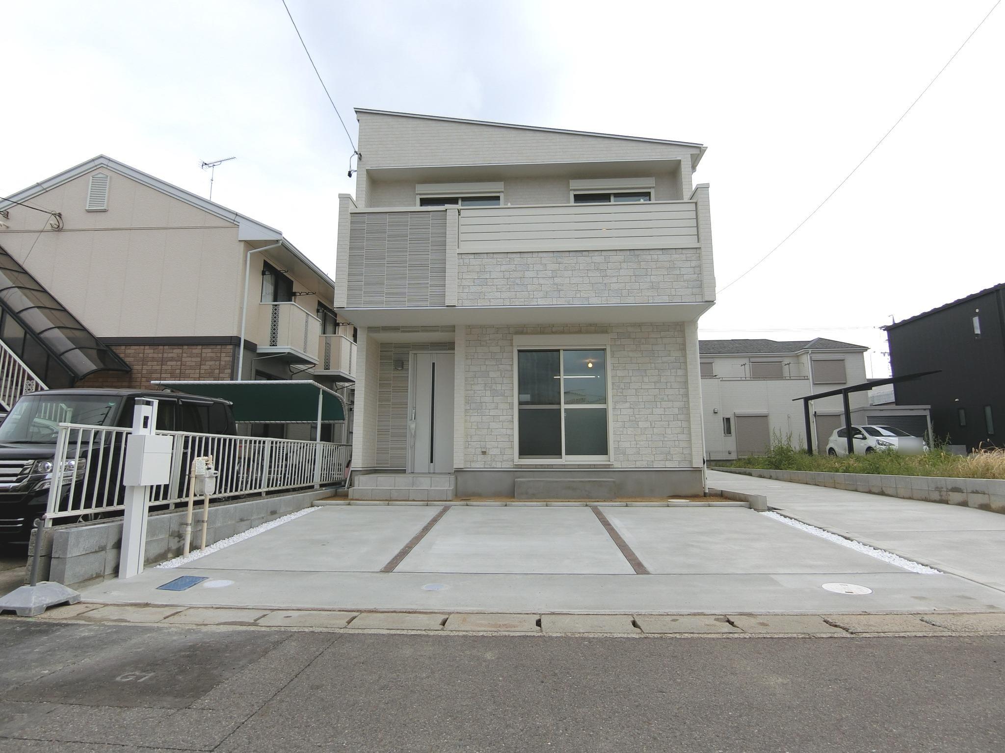 【北区のランド】春日井・細木の家 1号棟