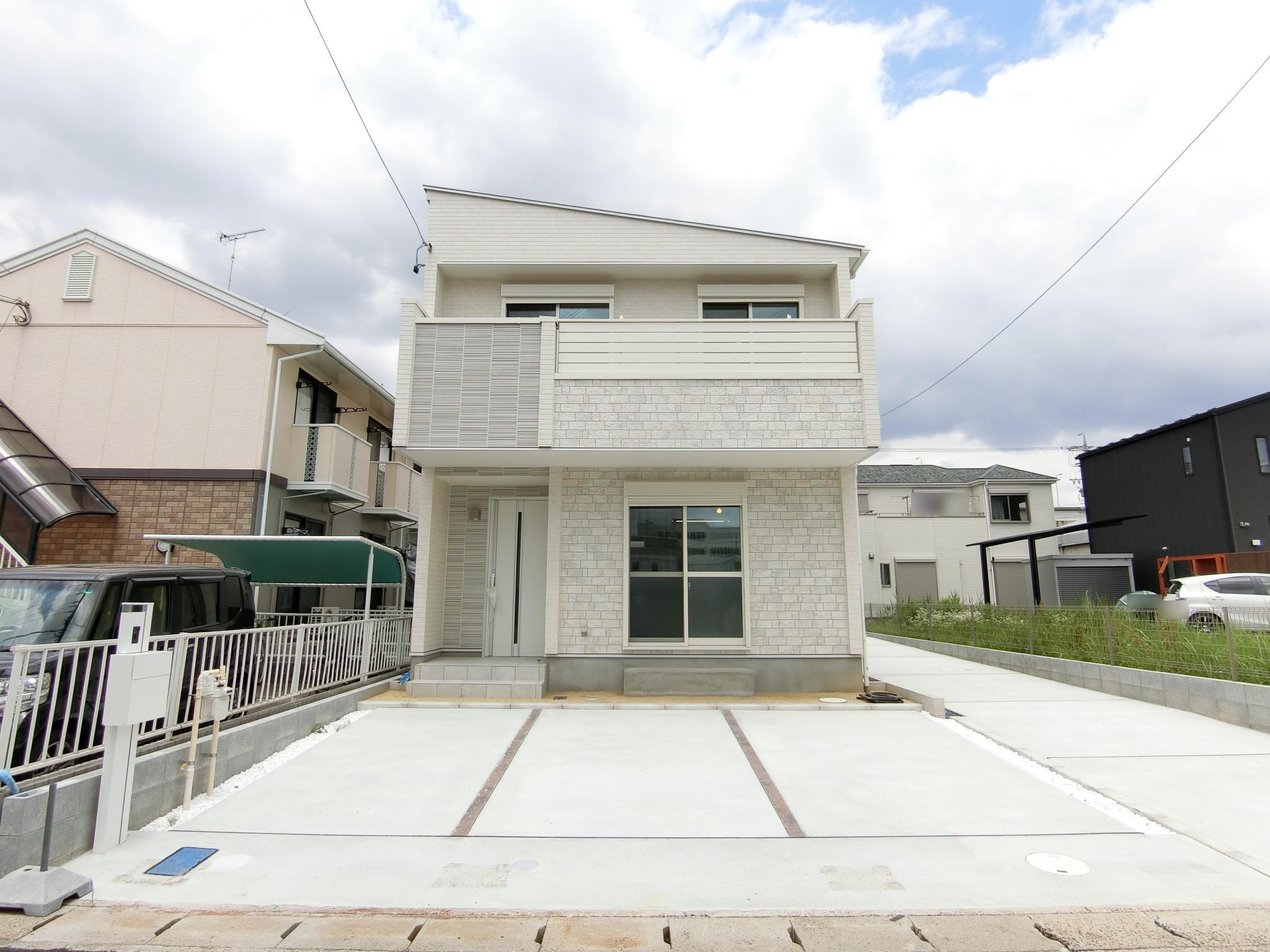【北区のランド】小牧原駅前の家 東棟
