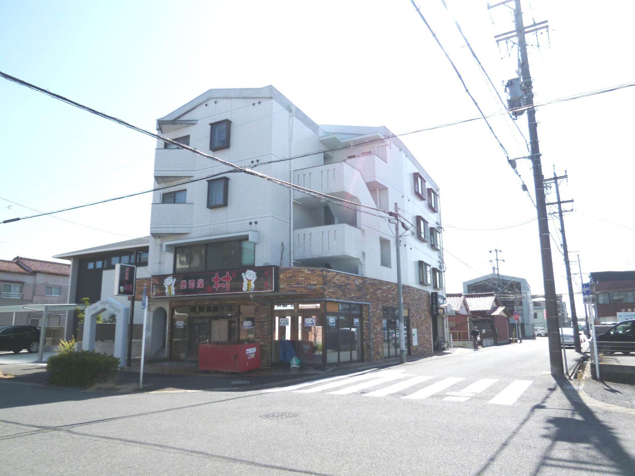 春日井市西本町 シティーコーポ味美 1階 貸店舗・貸事務所