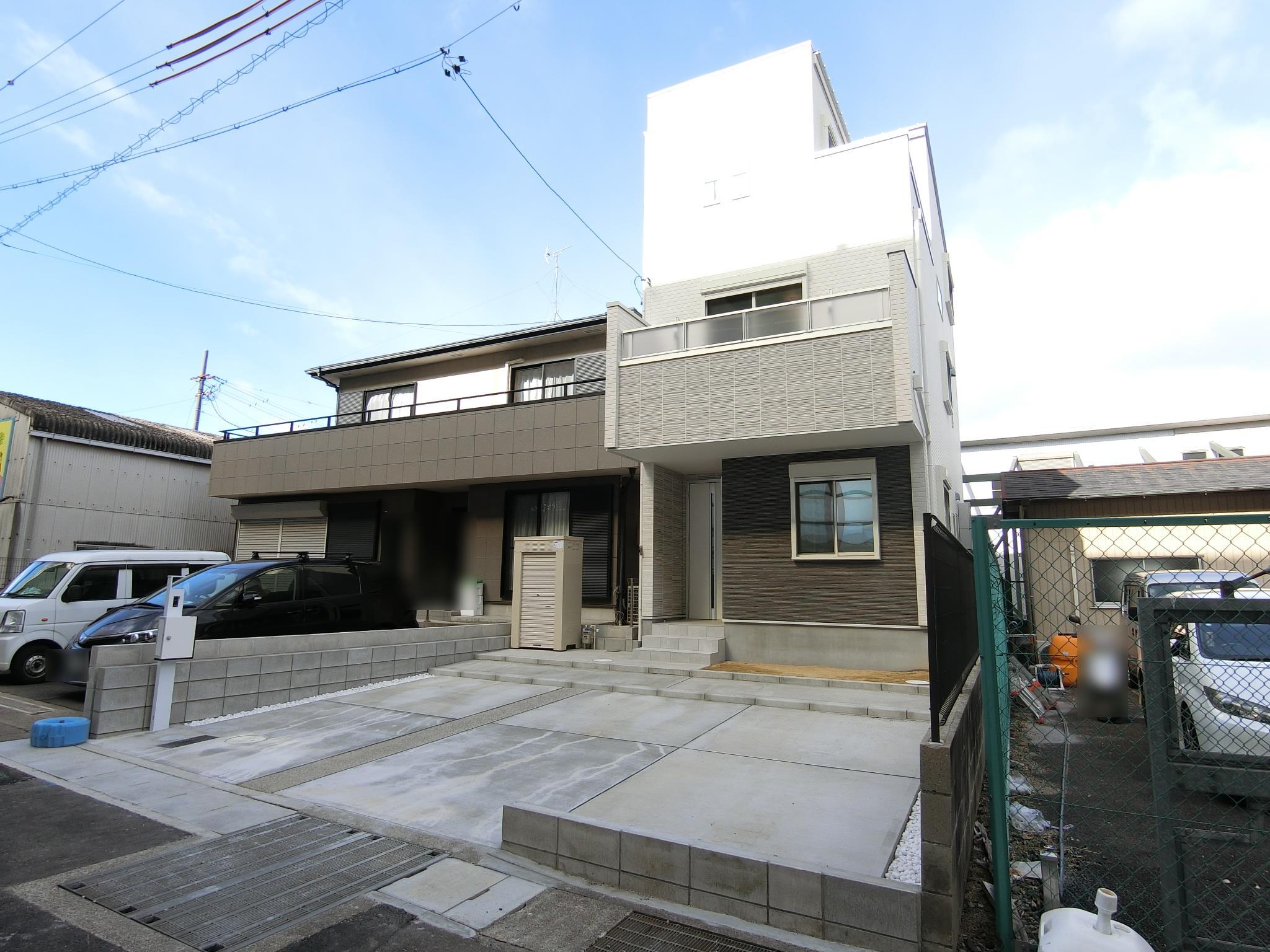 【北区のランド】春日井・ことぶきの家 東棟