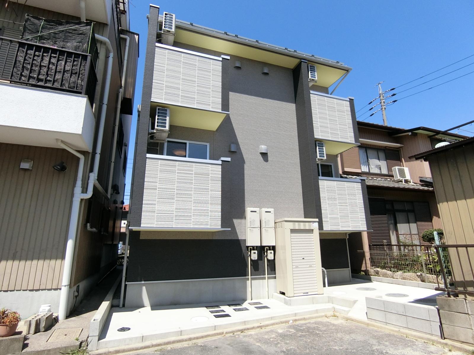 【北区のランド】春日井・六軒屋町の家 東棟