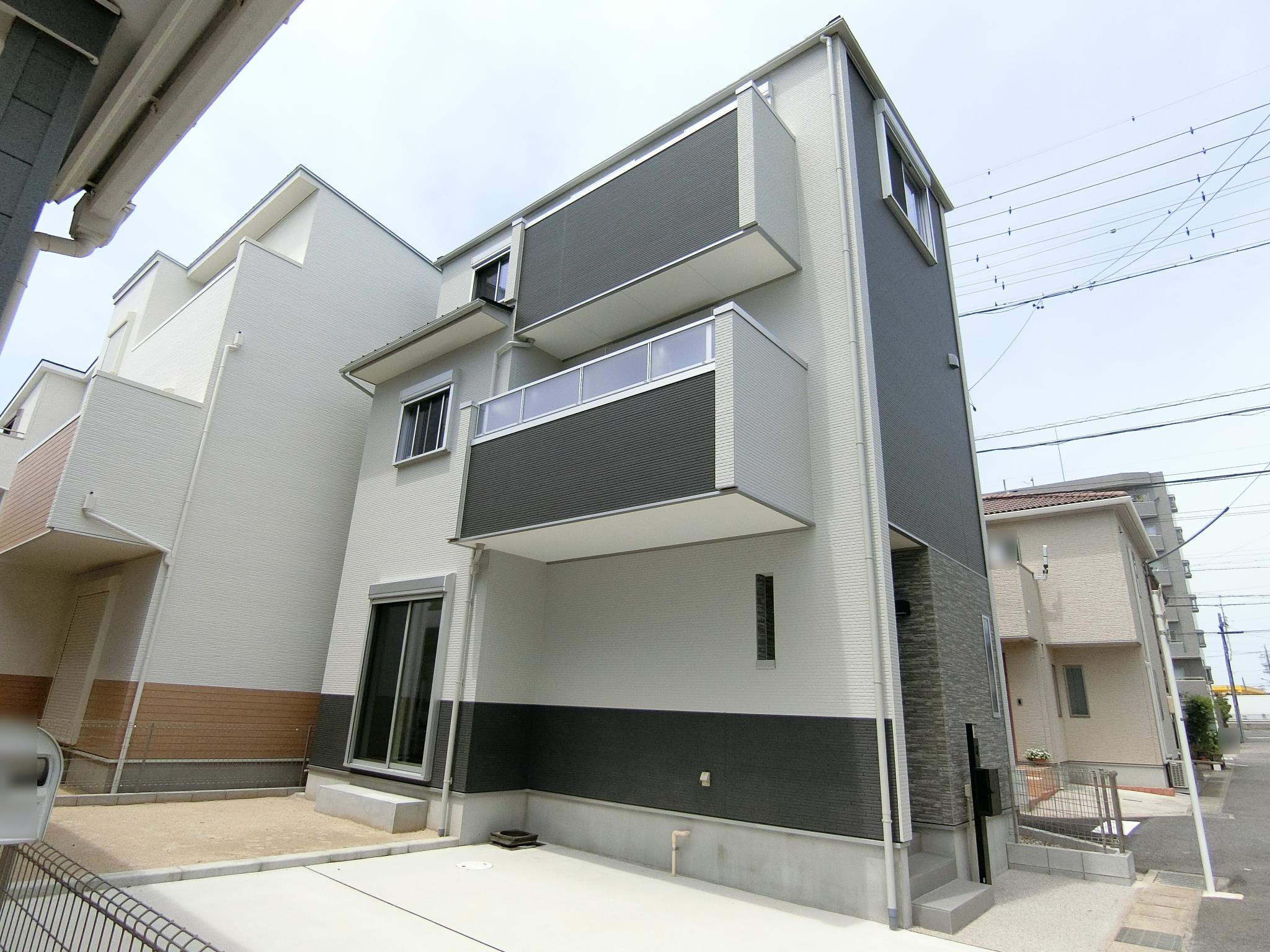 【北区のランド】岩倉・本町上郷の家